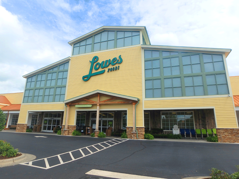Kinderton Place Shopping Center – 258 Hwy 801 N., Advance, NC 27006