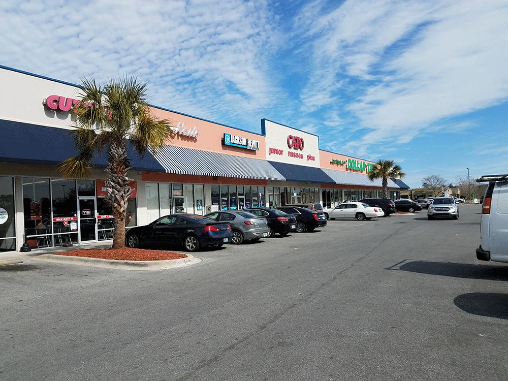 Callaway Commons – 725 N Tyndall Pkwy, Callaway, FL 32404