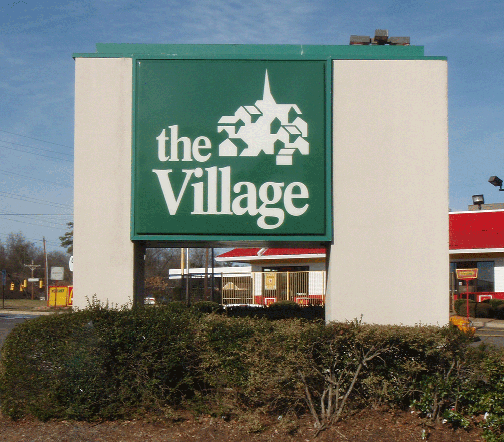 Village Shopping Center – 1001 North Miami Blvd, Durham, NC 27703
