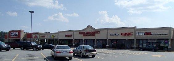 Hillside Plaza – 197 Plaza Drive, Forest City, NC 28043