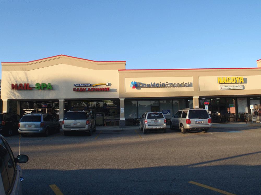 Plantation Plaza – 1310 North Fraser Street, Georgetown, SC 29440
