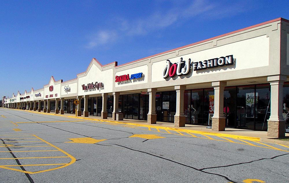 Shoppes at Woodruff – 1451 Woodruff Rd, Greenville, SC 29607