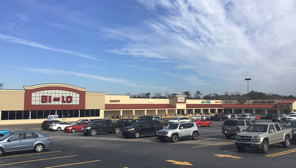 Village Square Shopping Center – Lexington, SC 29072