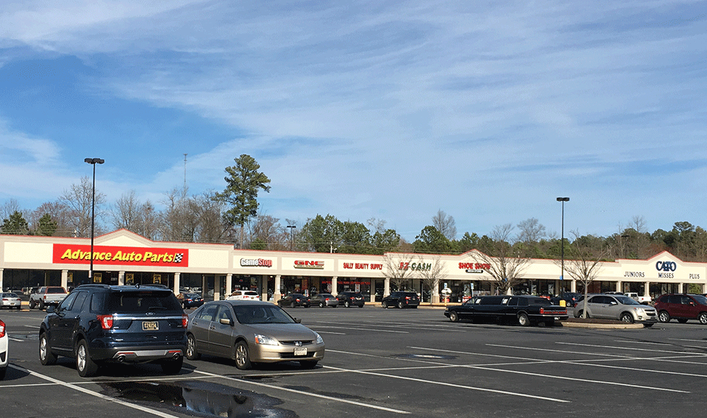Sussex Plaza – 751 North Dual Highway, Seaford, DE 19973