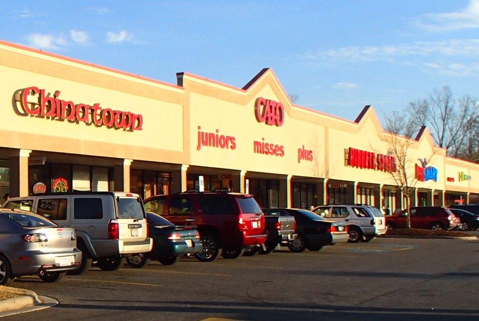 Creekside Plaza – 705 East Dixon Blvd., Shelby, NC 28150