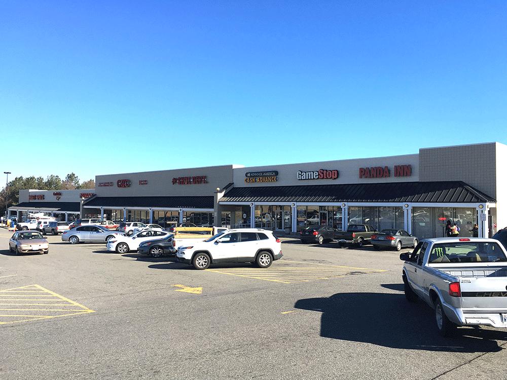 Tri-Rivers Plaza – 3471 Old Halifax Rd, South Boston, VA 24592