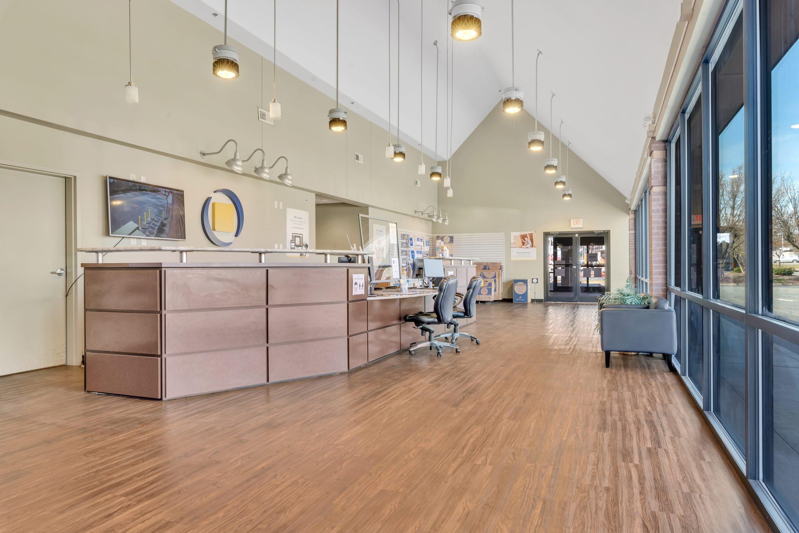 Life Storage  -  Winston-Salem, NC