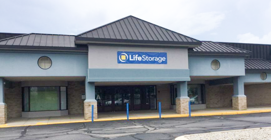 Life Storage – 2200 Elmwood Ave, Lafayette, IN 47904